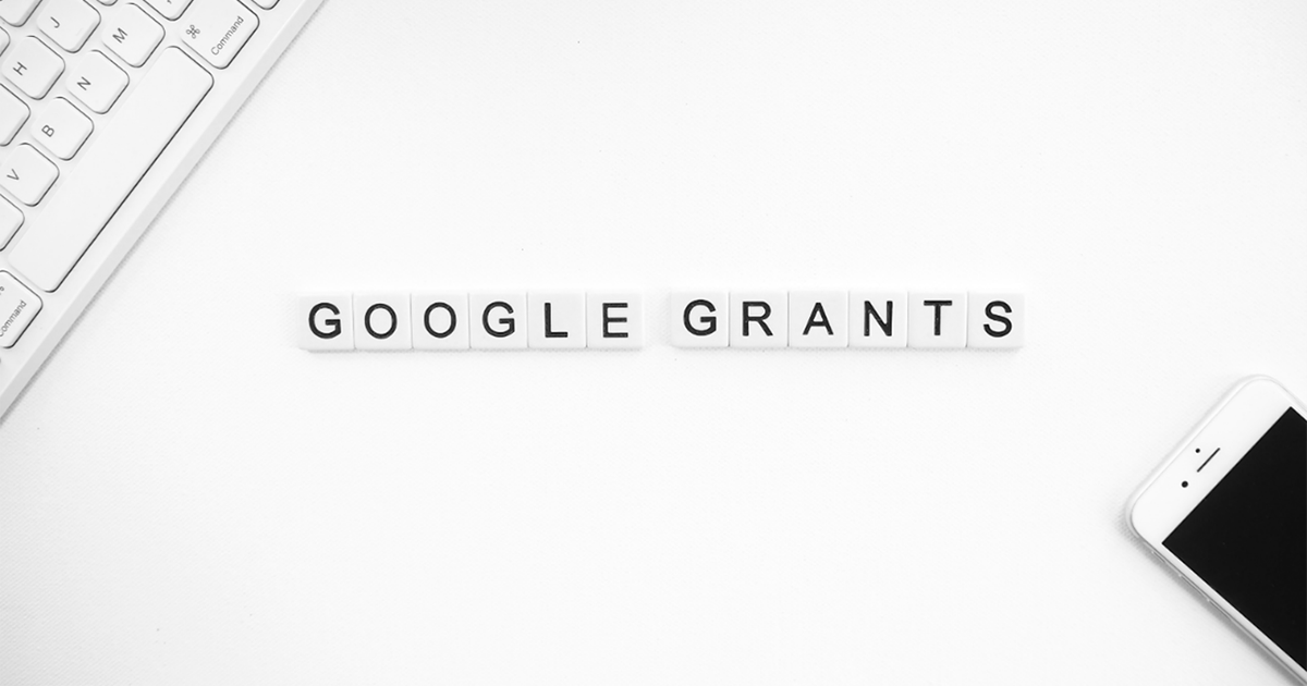 5 Top Tips to Maximise Your Google Ads Grant Account