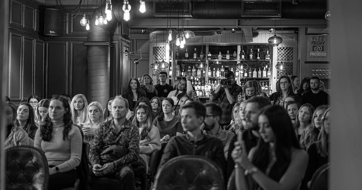 Digital Bites –a complete sell out event!